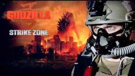 Godzilla Strike Zone v1.0.0 APK Dan DATA