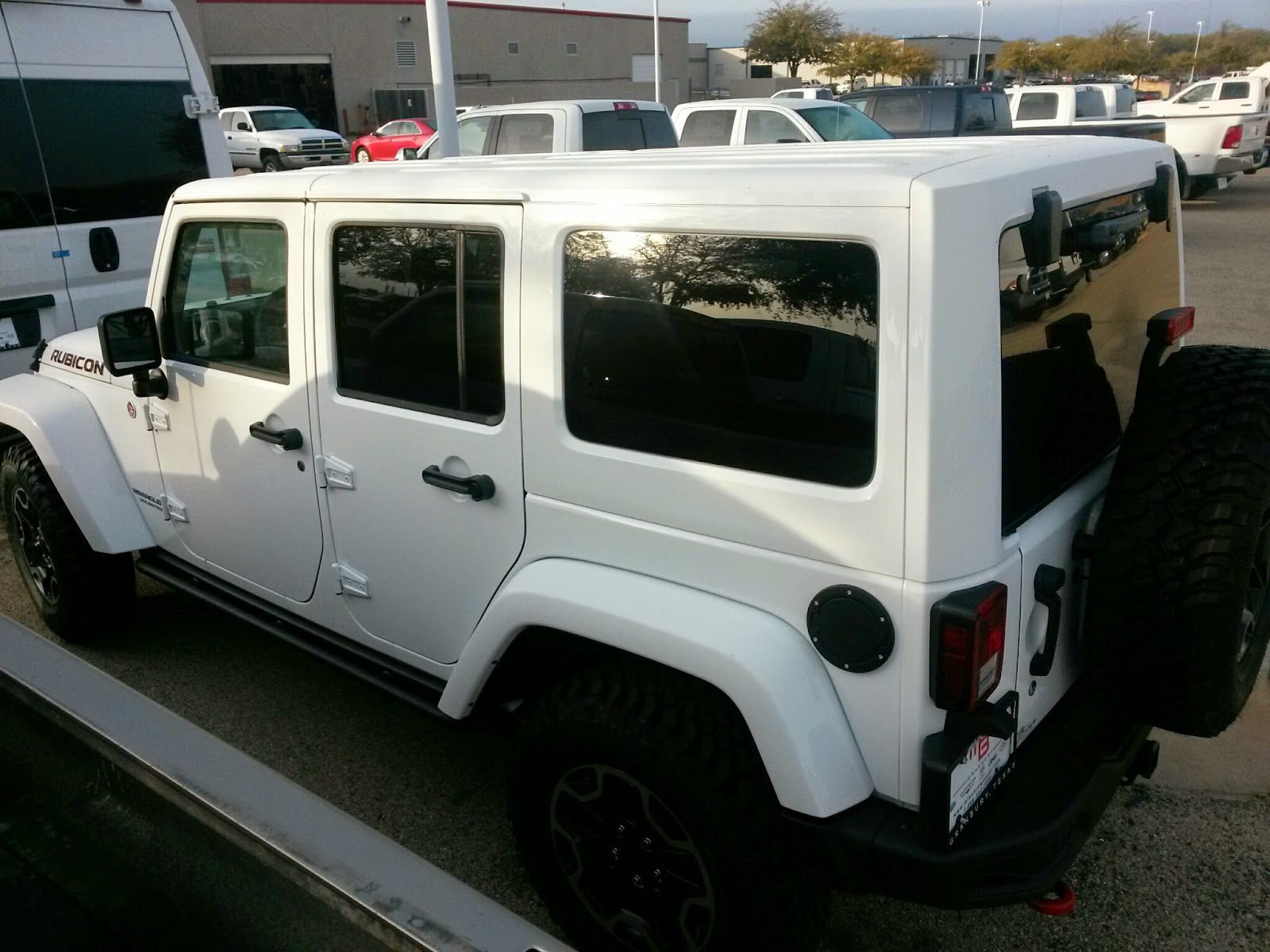 tdy s 817-243-9840 — new 2015 jeep wrangler unlimited rubicon
