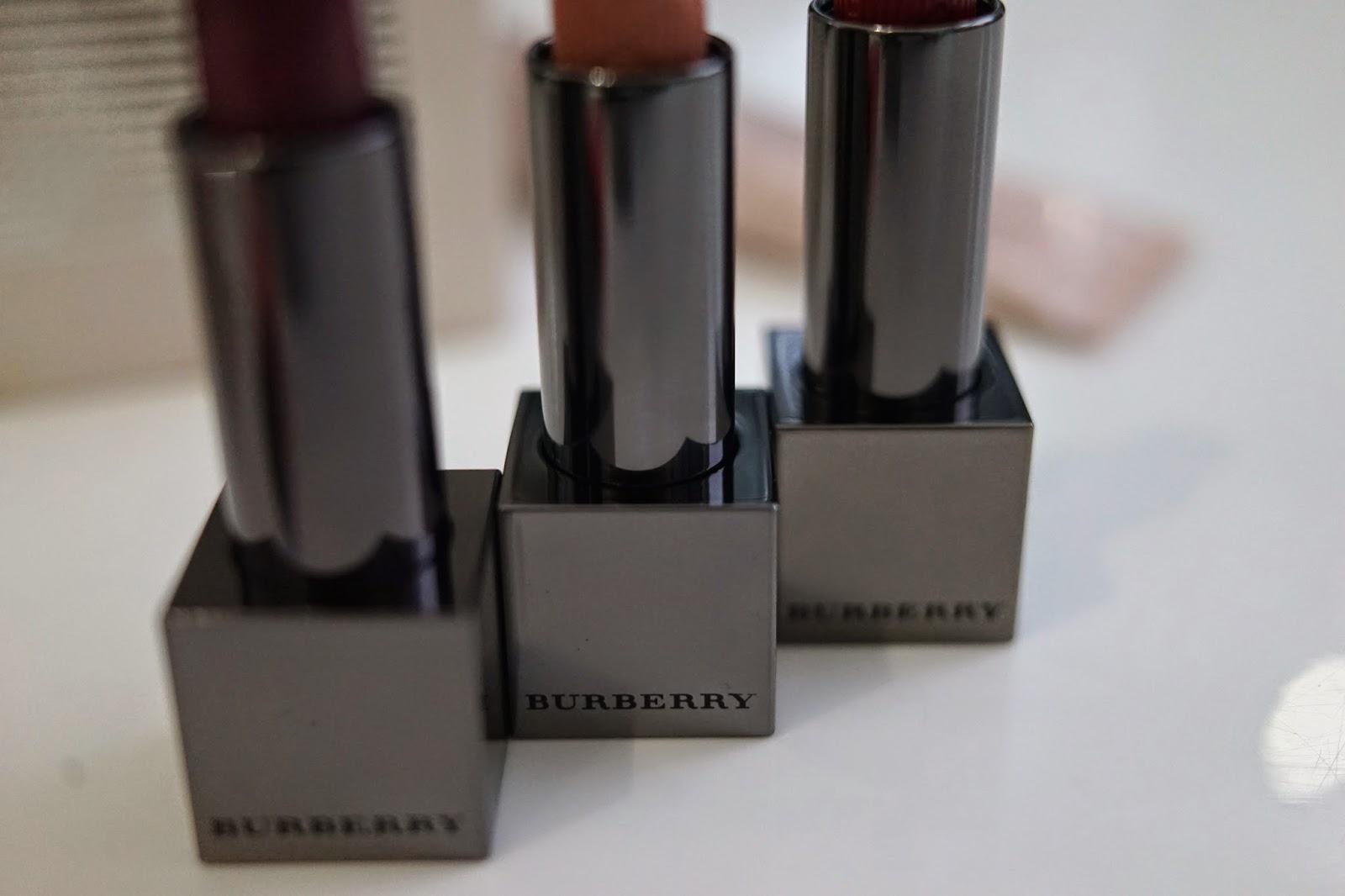 burberry kisses review