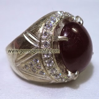 Natural Ruby Corundum