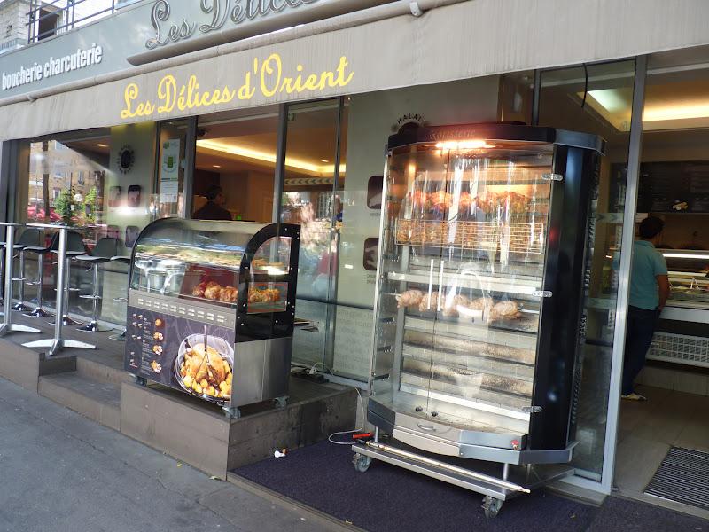 A quoi bon les d lices d 39 orient 15e - La table libanaise restaurant et traiteur libanais a paris 15 ...