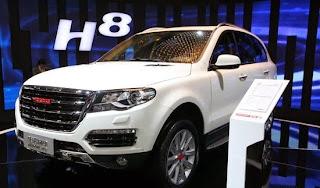 長城汽車 2333 SUV  H8