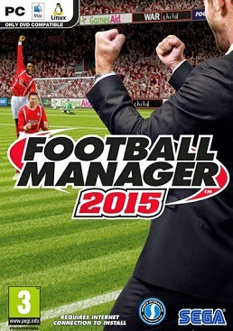 Free Download Football Manager 2015 Full Crack