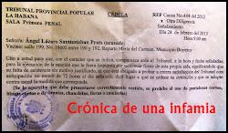 Cronología completa de la fabricación del juicio contra Ángel Santiesteban