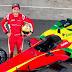 Daniel Abt testa pela Andretti Autosport