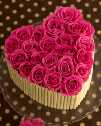 Beautiful Heart Cake Images : Heart Birthday Cake Heart Birthday Cakes Heart Shaped ...