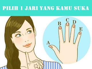 jari tangan, wanita