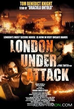 Tấn Công London Full HD Vietsub Lồng tiếng