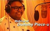 Making of Dummy Piece-u | Arulnithi | Keba Jeremiah | D.Imman | Orange Music
