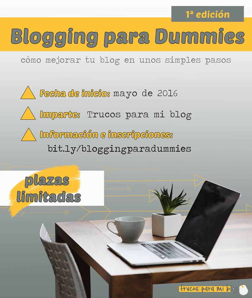 blogging para dummies