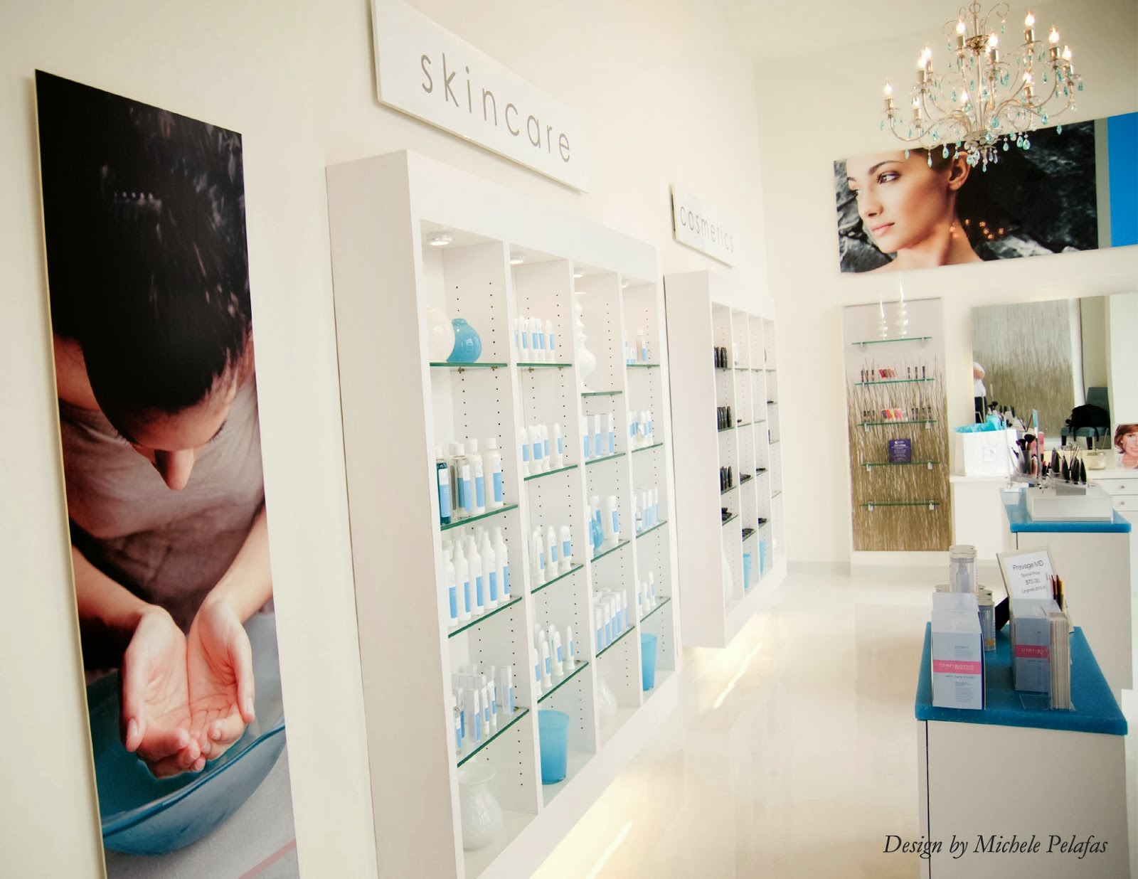Michele Pelafas Retail Design