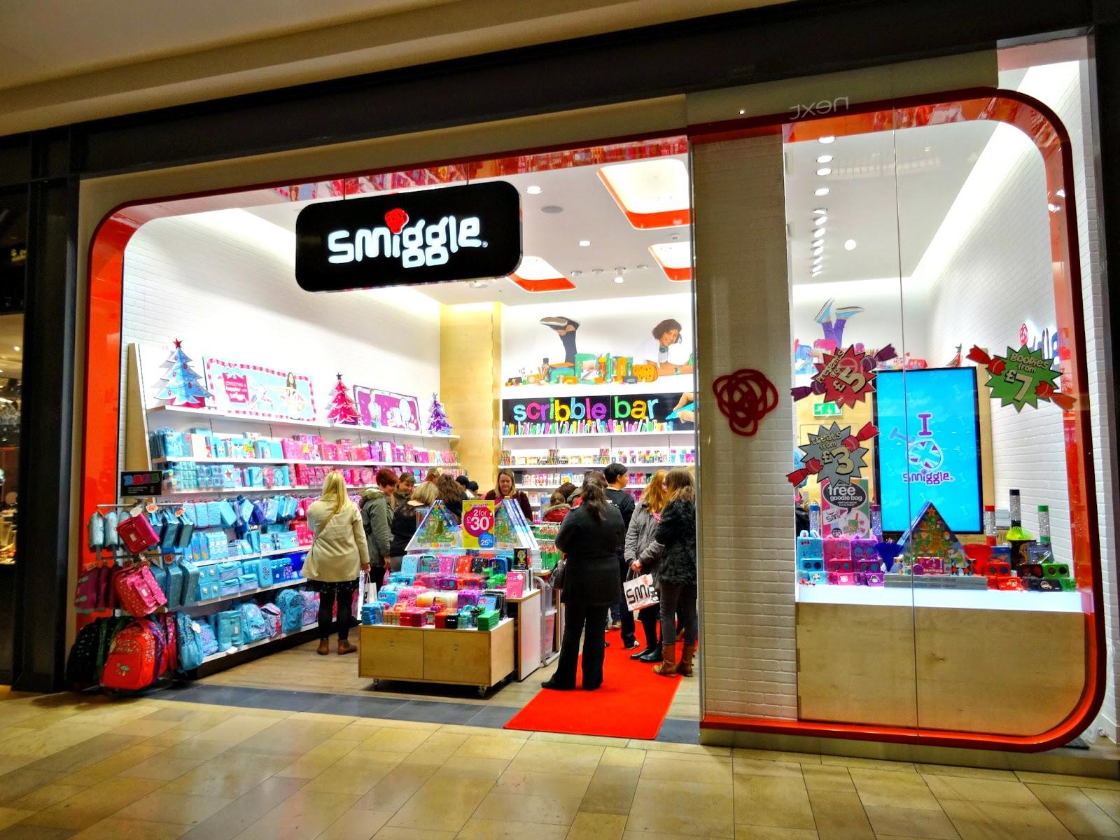 Smiggle Opening Birmingham
