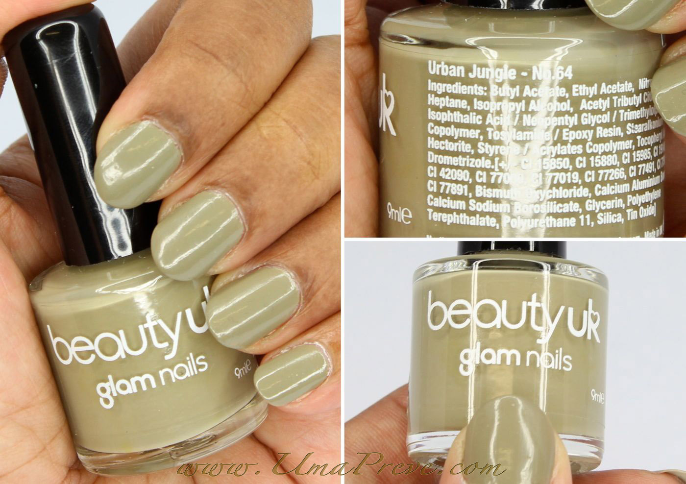 It is creme finish nail polish