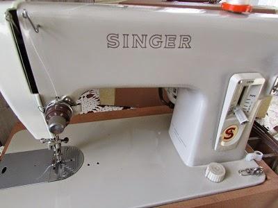 singer 293b sewing machine
