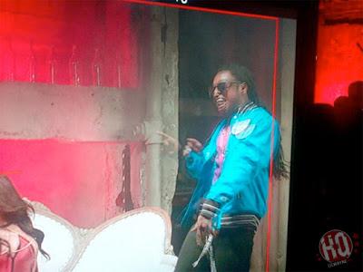 "dj khaled lil wayne future ti ace hood models bottles video shoot14 Photo Updates: Behind The Scene On Set Of DJ Khaled, Lil Wayne, Future, T.I. and Ace Hood's ""Models and Bottles"" Video Shoot"
