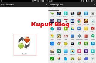 Cara Mengubah Icon Aplikasi Di Android Tanpa Root