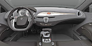 Renault Laguna interior