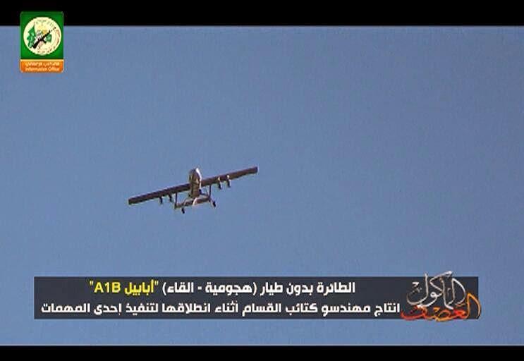 القسام يكشف عن طائرات بدون طيار محلية الصنع