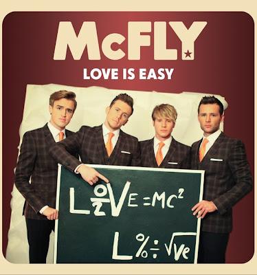 McFly - Love Is Easy Lyrics