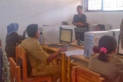 Uji Kompetensi Guru (UKG)  2014 di Sulawasi Tenggara diikuti 7.263 guru
