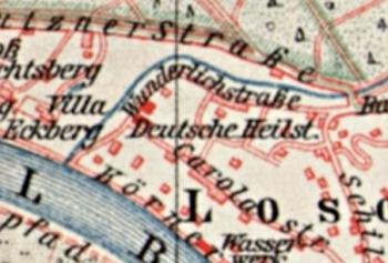 Deutsche Heilstätte Loschwitz