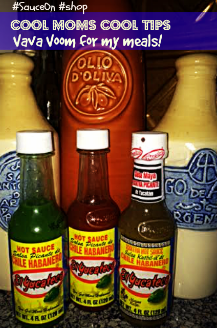 cool moms cool tips #shop #sauceon #collectivebias #mycolectiva yucateco my 3 amigos