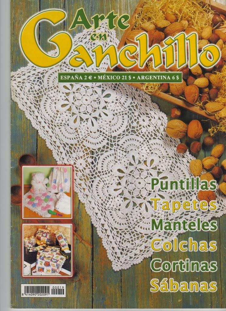 Журнал вязание испания