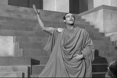 marc antony speech example Rhetoric the tragedy of julius caesar ethos, pathos, and logos  rhetoric the tragedy of julius caesar ethos, pathos, and  throughout his speech, antony gives.
