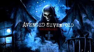 Lirik Lagu - Kunci gitar Nightmare by Avenged
