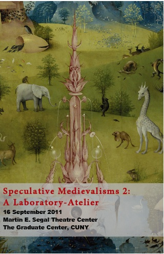 In the middle september 2011 5 days and counting until speculative medievalisms 2 fandeluxe Images
