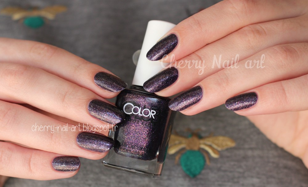 vernis color club 1048 You're so vain collection seven deadly sins