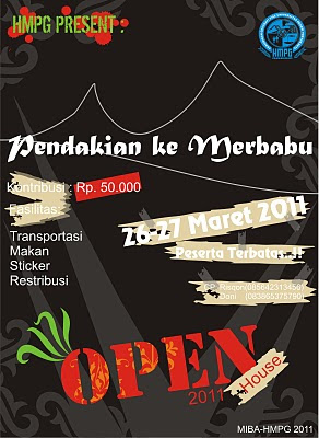 Let's Join Open House with HMPG