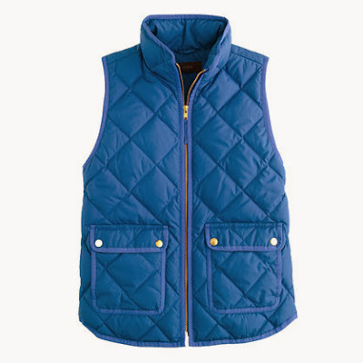 Jcrew Excursion Vest