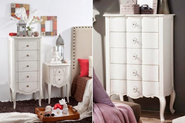 Furniture for a Romantic Bedroom