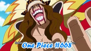 One Piece Episode 668 Subtitle Indonesia