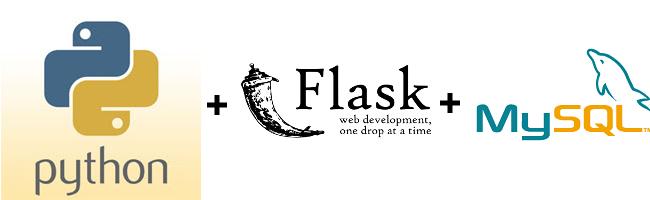 Python Web Application Development Using Flask and MySQL