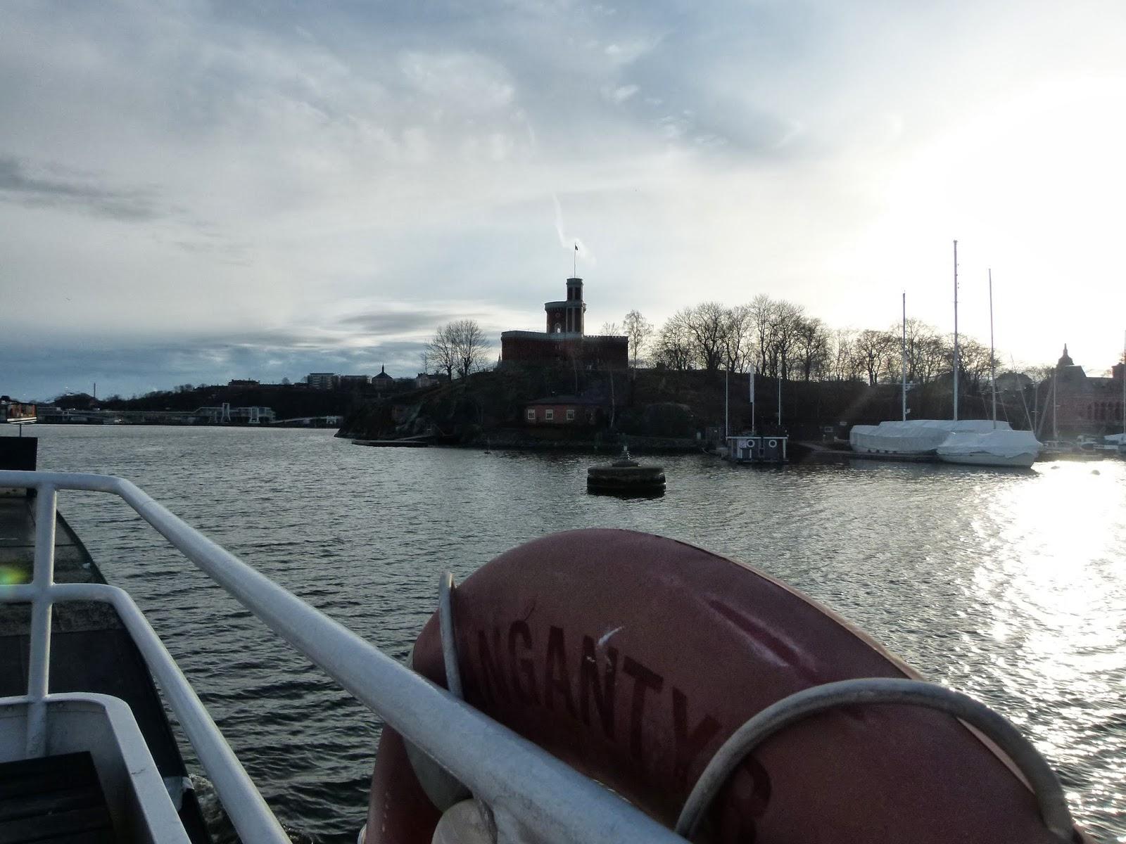 scenic way to explore stockholm