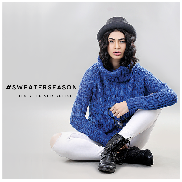 Beech Tree Winter Sweaters Collection 2016,2017 For Girls