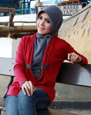 Model Baju Blus Muslim Zenitha 22 b