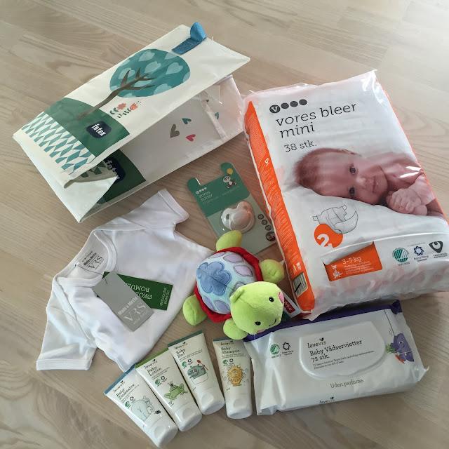 gratis babypakker føtex