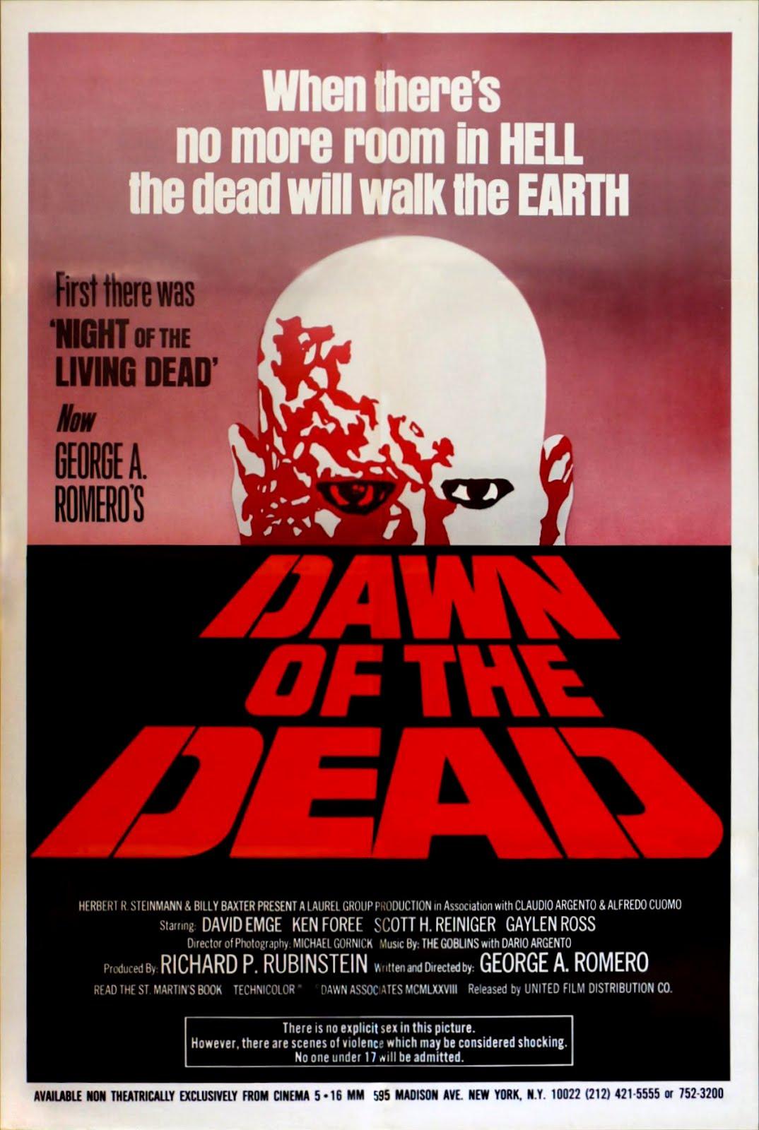 El Amanecer De Los Muertos (1978)