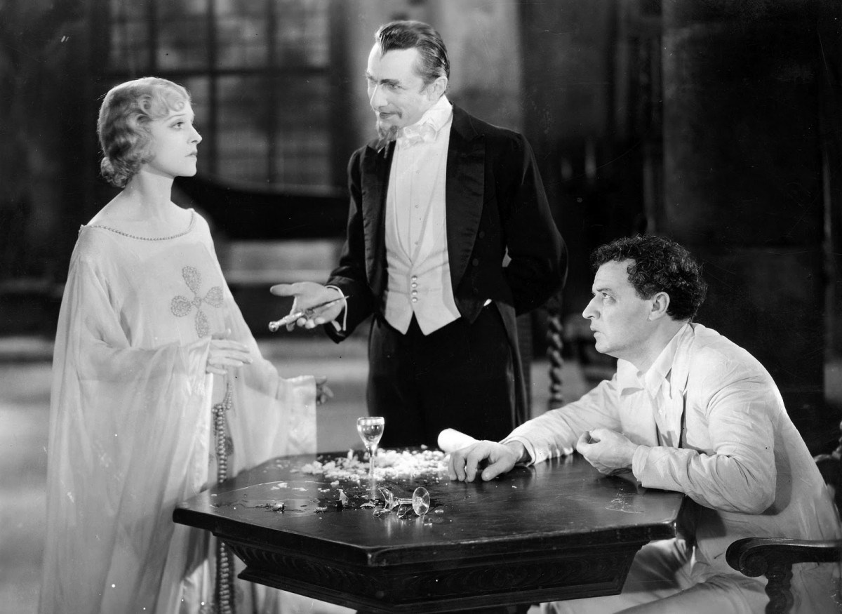 White Zombie Starring Béla Lugosi, Madge Bellamy, with Robert Frazer