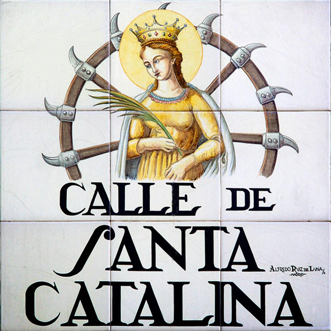Calle de Santa Catalina