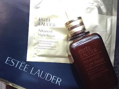 >>今年最強面膜*Estée Lauder Advanced Night Repair Concentrated Recovery PowerFoil Mask