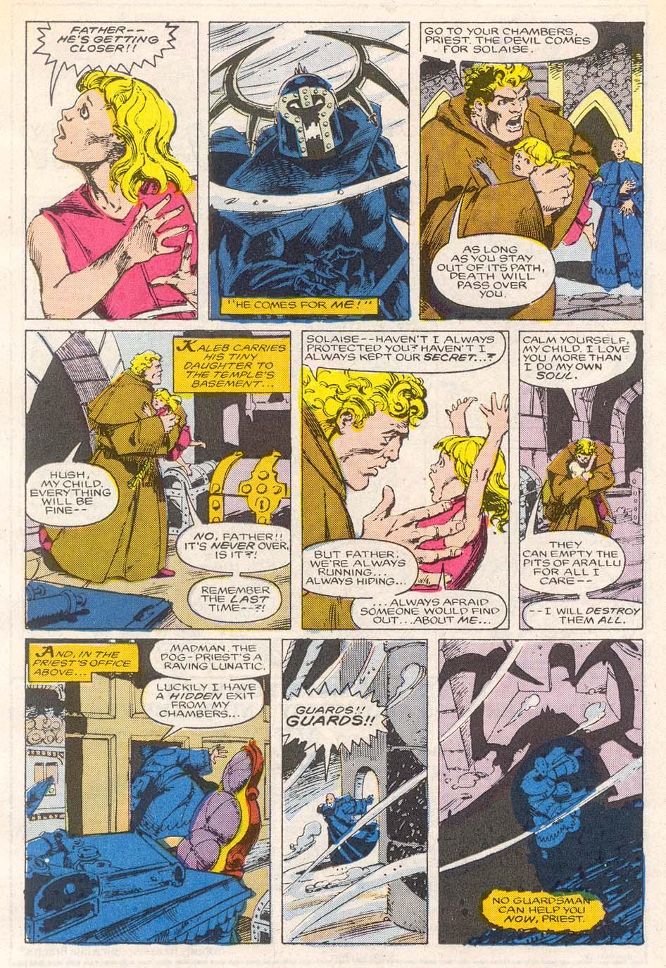Conan the Barbarian (1970) Issue #193 #205 - English 19