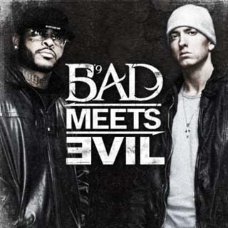 Eminem Scores Second No 1 in a Year Bad%2BMeets%2BEvil%2B-%2BWelcome%2B2%2BHell