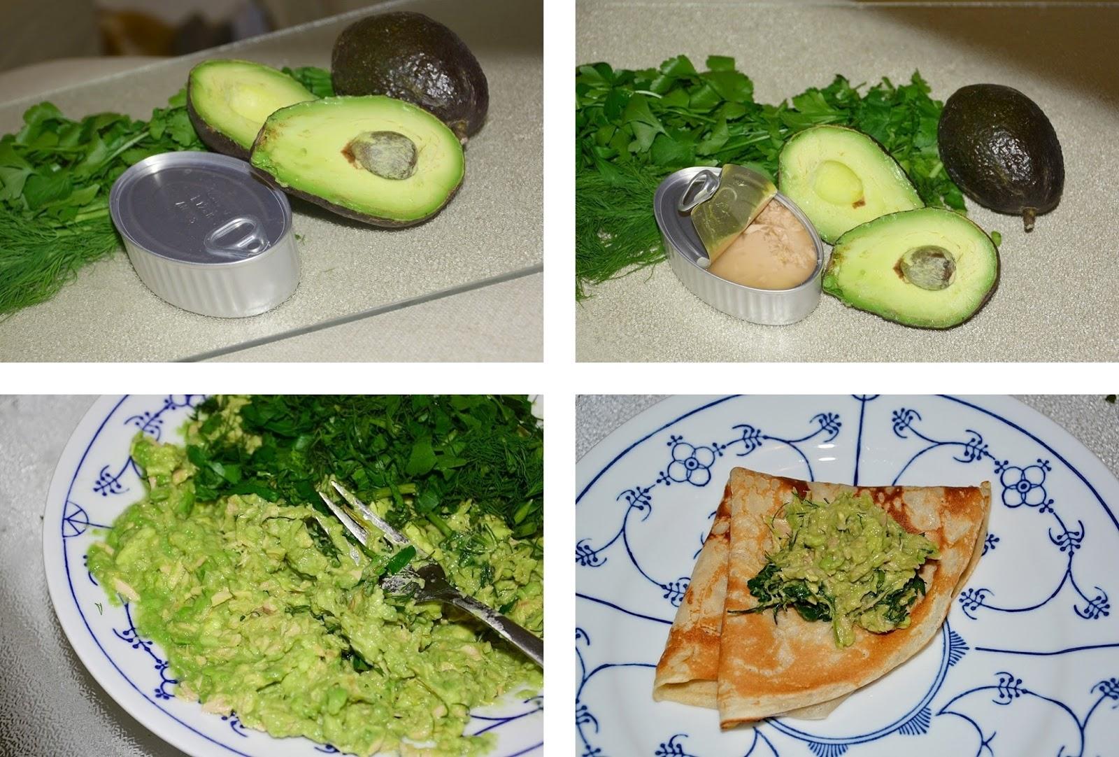 Food recipe, Rezept mit Avocado, Avocado dish, Gerichte aus Avocado