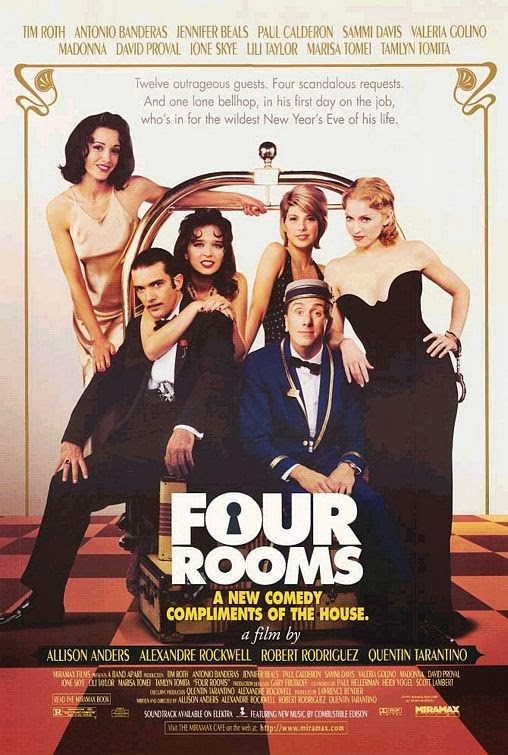 Four Rooms (1995) BluRay