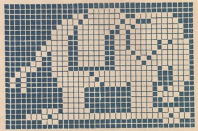 Free Filet Crochet Elephant Pattern : Sentimental Baby: Childrens Motifs for Cross Stitch or ...