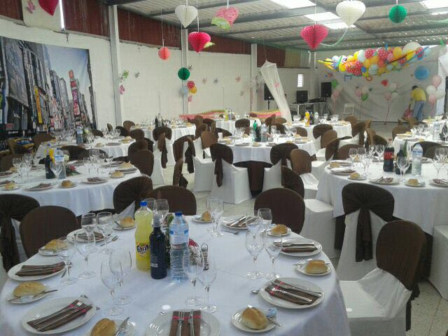 LOCAL PARA CELEBRACIONES Y EVENTOS